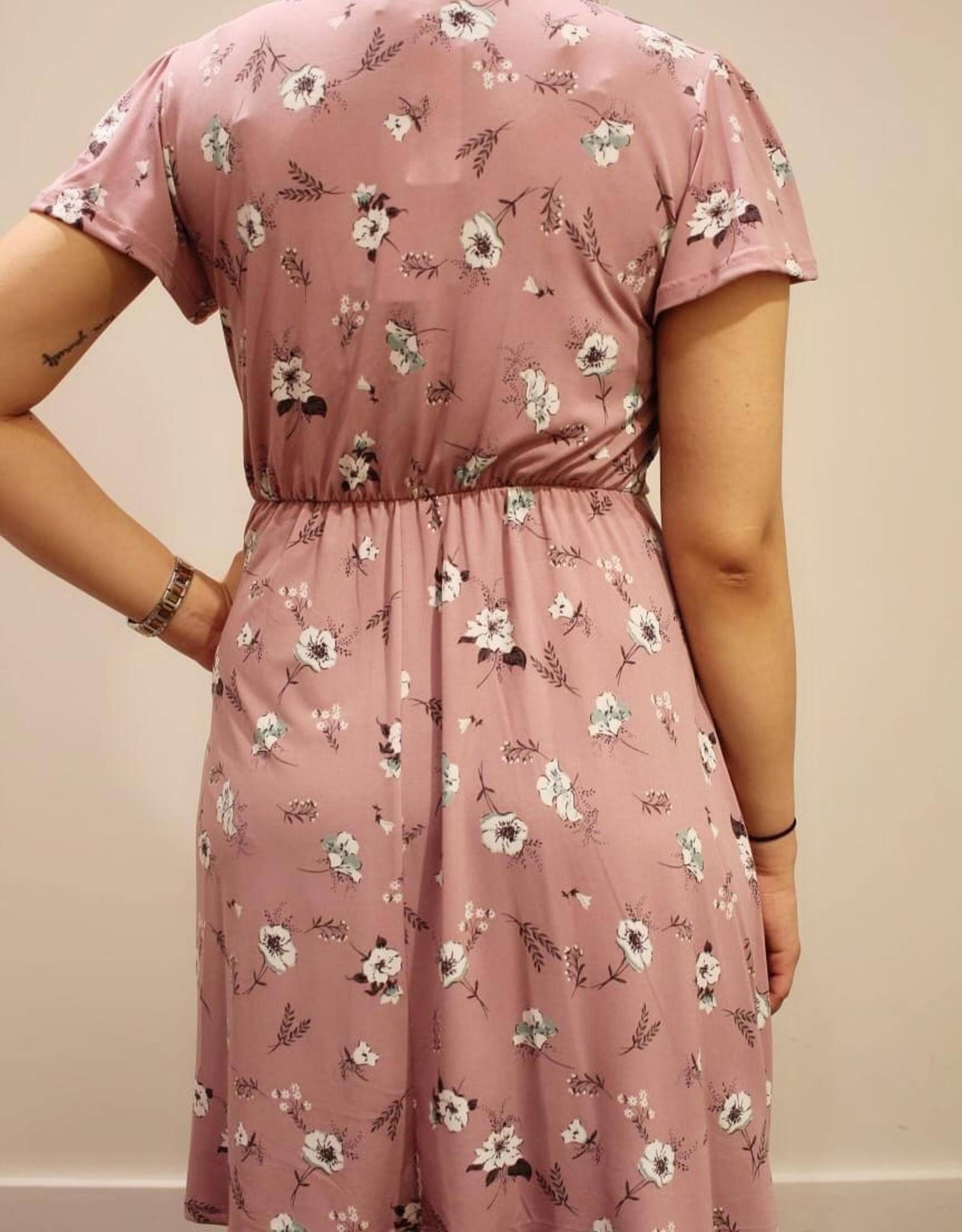 Gilli mauve dress