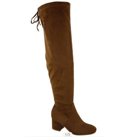 Top Moda over the knee boot