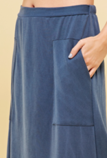 Les Amis casual skirt with pockets