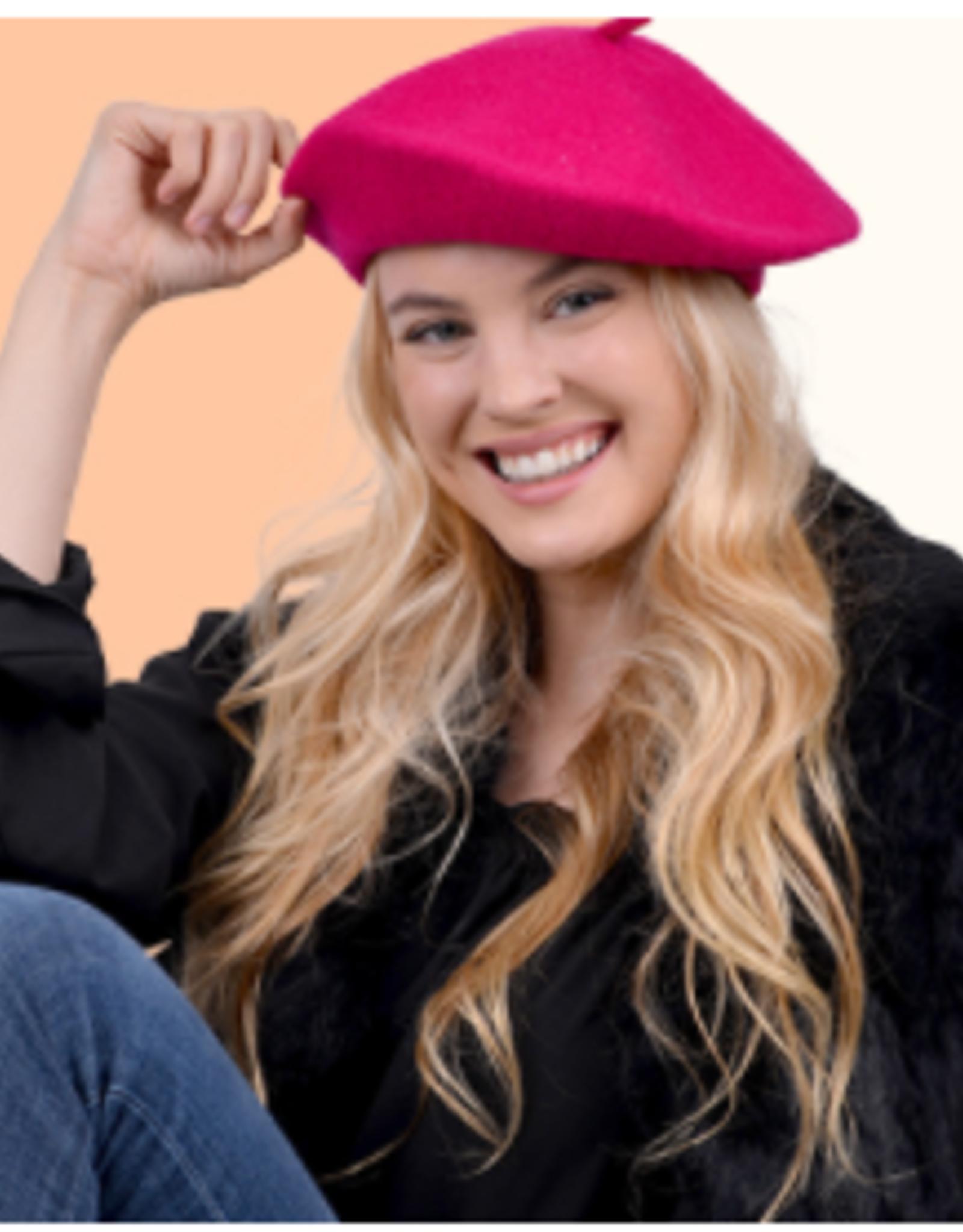 Nollia beret hat