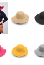 Nollia floppy hat
