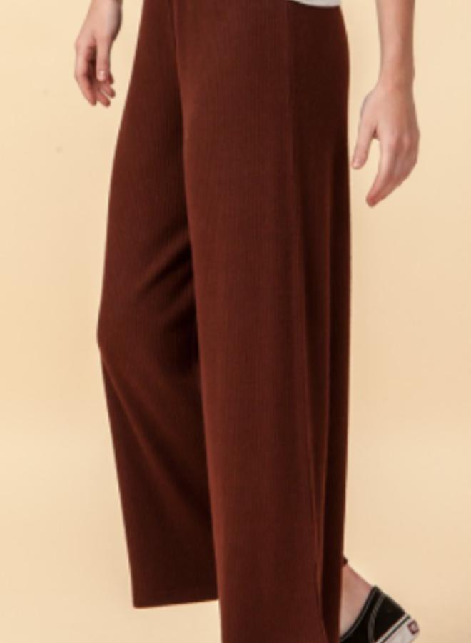 wide leg high waist pants