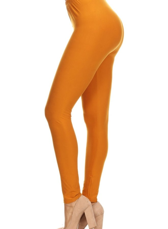 leggings mustard