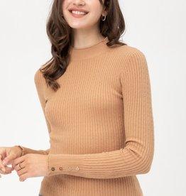 Love Tree ribbed sweater
