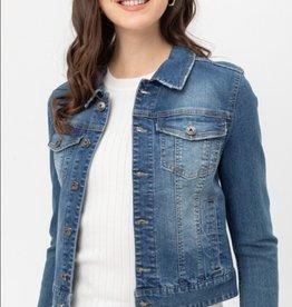 Love Tree jean jacket