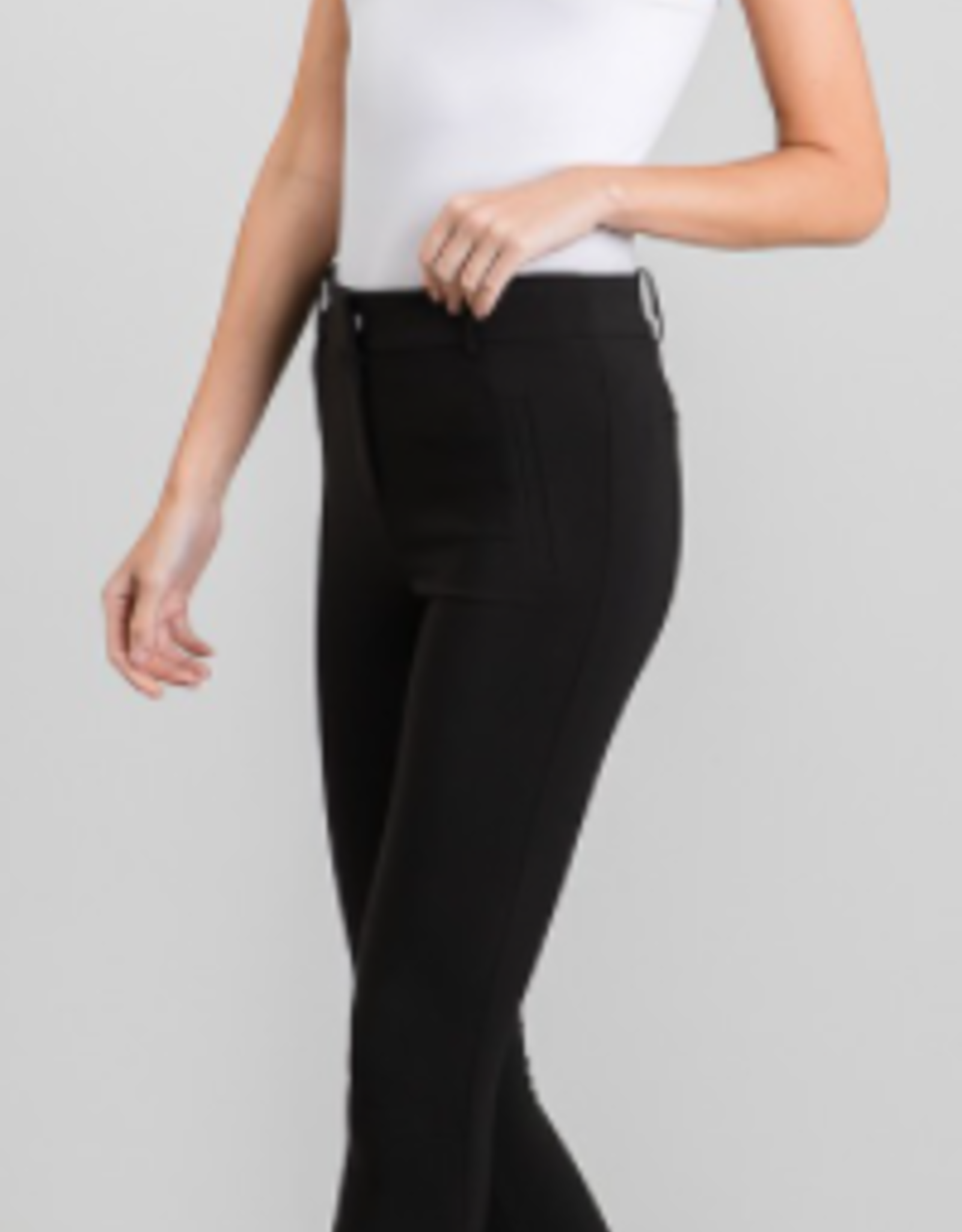 Must Have black twill trouser pants