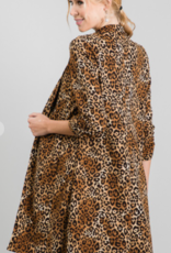 Must Have brown leopard  jacket
