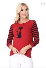 Mak sweater cat