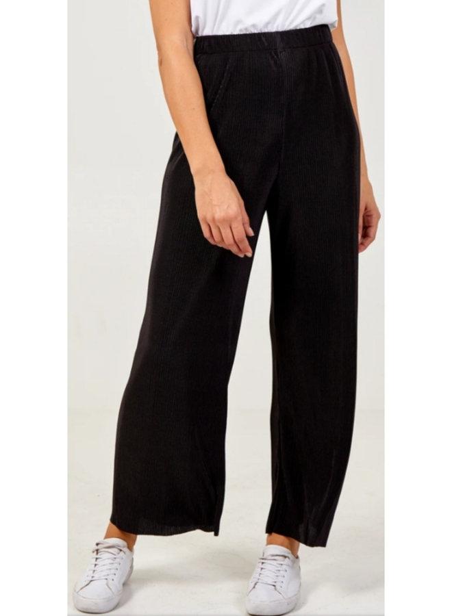 high waist floaty trousers
