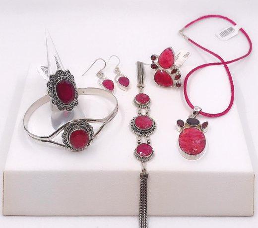 Sterling Silver Jewelry and Semi Precious Stones
