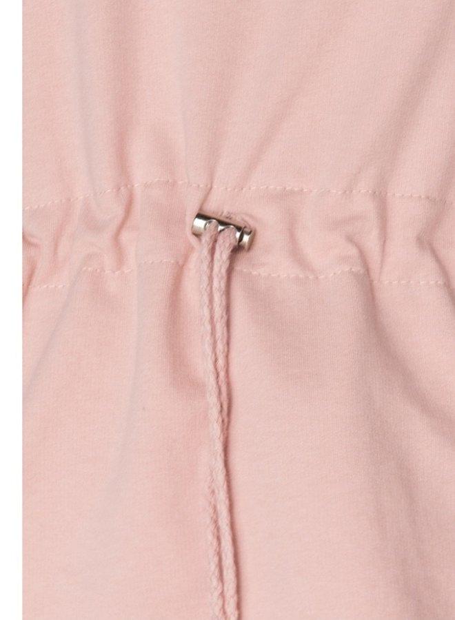 frill trim loungwear set