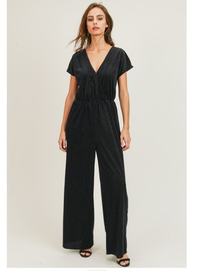 ribbed corduroy jumpsuit