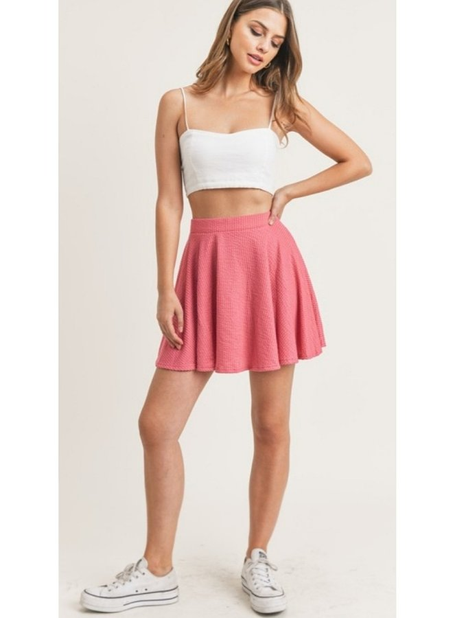 tennis mini skirt