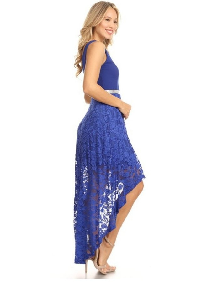 High low party dress
