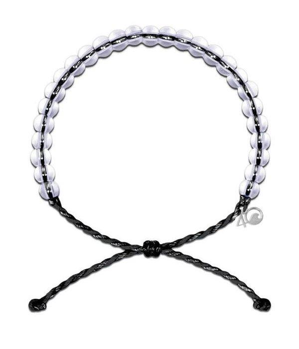 4Ocean 4Ocean Bracelet- Shark Black