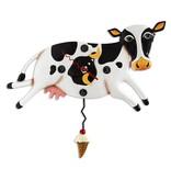 Allen Designs Allen Designs- Bessy Cow Clock
