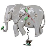 Allen Designs Allen design- elephante clock