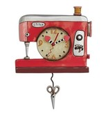 Allen Designs Allen Design- Double Stitch Clock