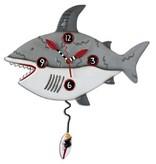 Allen Designs Allen Designs- Shark Clock