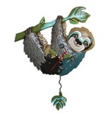 Allen Designs Allen Design Clock- Slow Poke Sloth