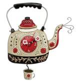 Allen Designs Allen Designs- Tea Kettle Clock