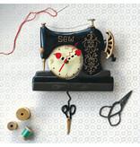 Allen Designs Allen Designs clock- vintage stitch