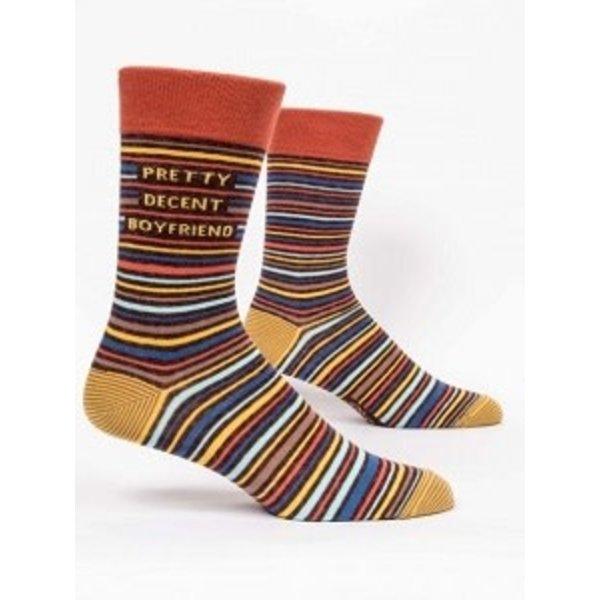 Pretty Decent Boyfriend Men's Socks
