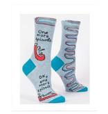Blue Q One More Episode Women's Socks