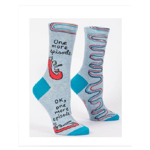 One More Episode Women's Socks