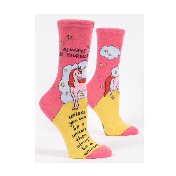 Always Be A Unicorn Women's Socks