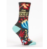 Blue Q I'm Complicated Women's Socks