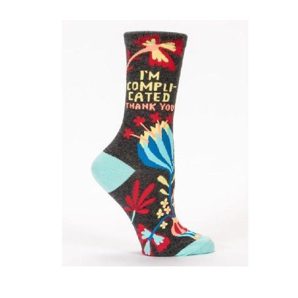 I'm Complicated Women's Socks