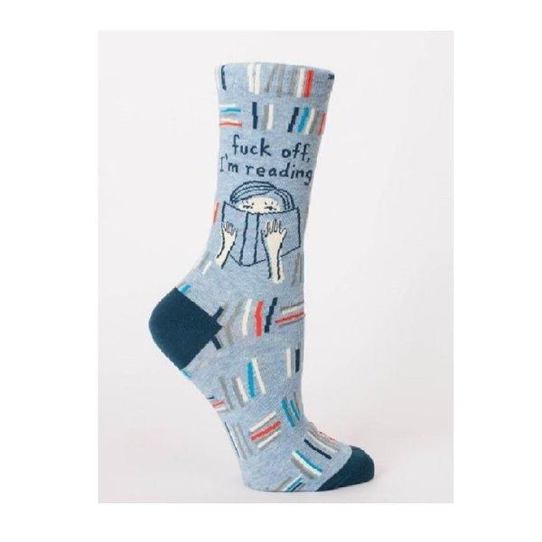 F*ck Off I'm Reading Women's Socks