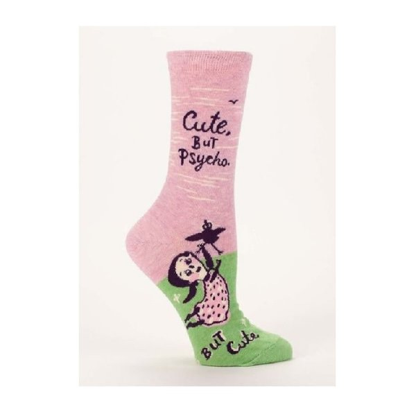 Cute But Psycho Women's Socks