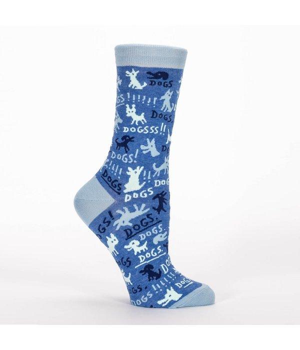 Blue Q Dogs! Women's Socks