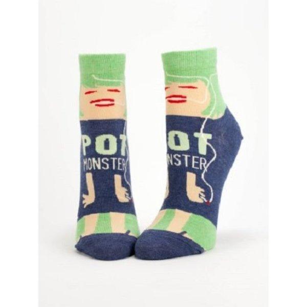 Pot Monster Women's Ankle Socks