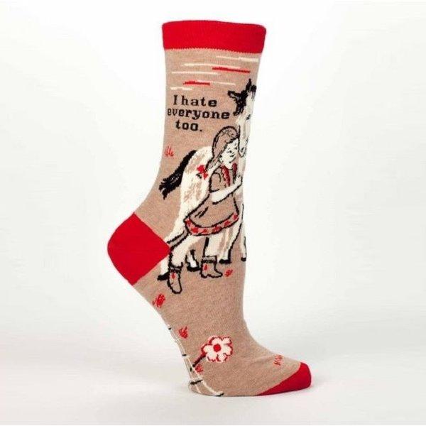 I Hate Everyone Women's Socks