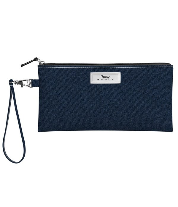 Scout Bags Kate Wristlet Denim