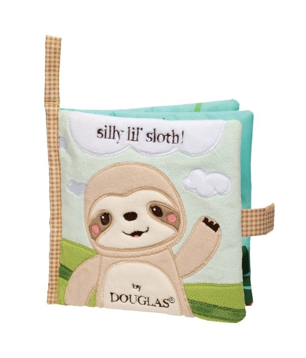 Douglas Toys Sloth Activity Book