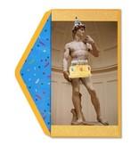 Papyrus Papyrus Birthday Card  Statue Of David