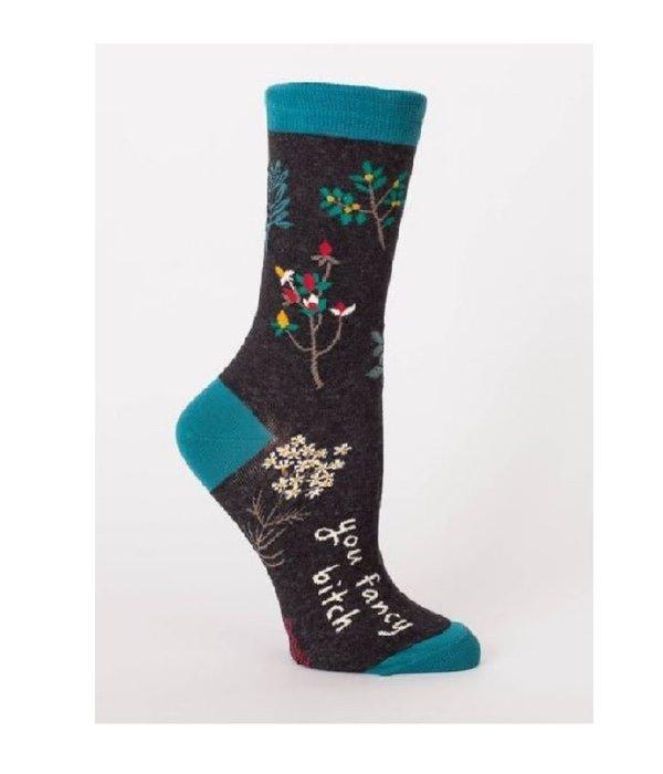 Blue Q You Fancy Bitch Women's Socks