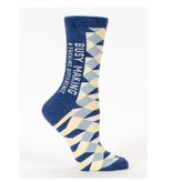 Blue Q Making a F*cking Difference Women's Socks by Blue Q