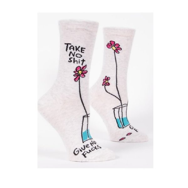 Take No Shit Women's Socks