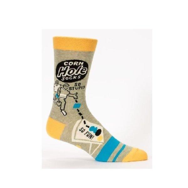 Cornhole Men's Socks