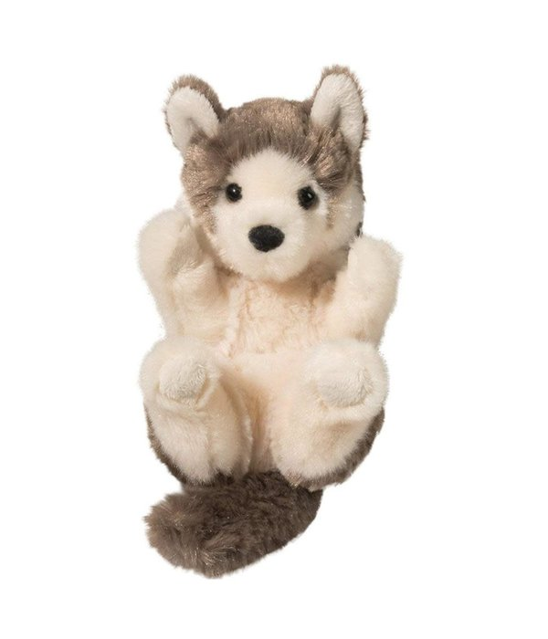 Douglas Toys Lil Handful Wolf