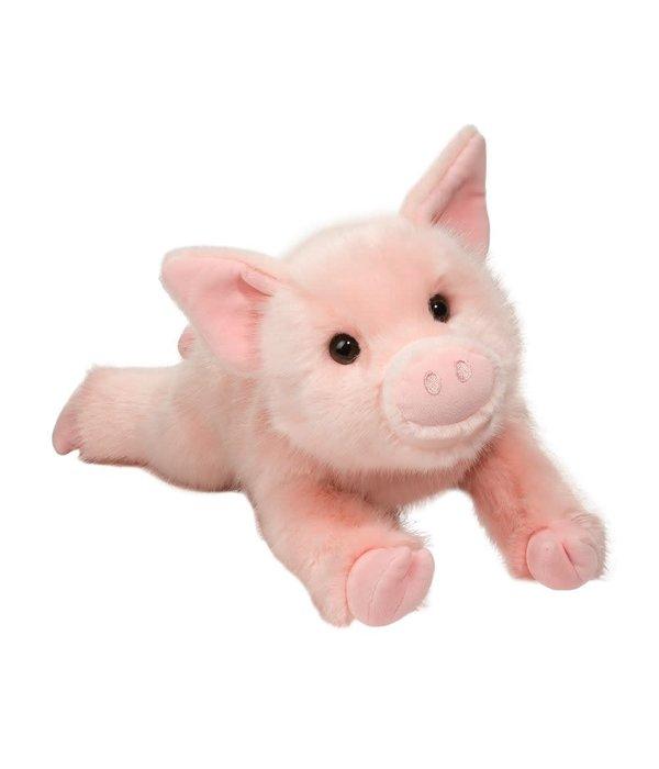 Douglas Toys Charlize the Floppy Pig - Soft Cuddly Plush