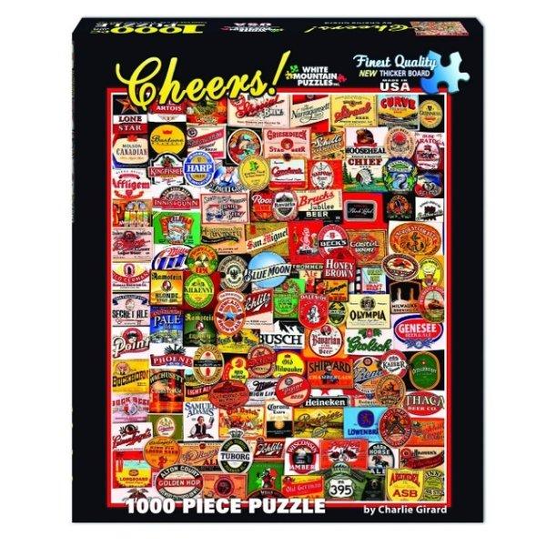 Cheers! 1000 Piece Puzzle