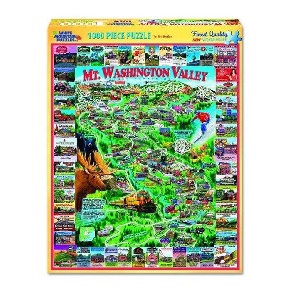 Mt Washington Valley 1000 Piece Puzzle