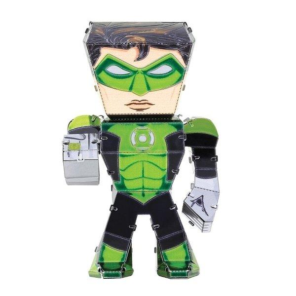 Green Lantern Metal Model Kit