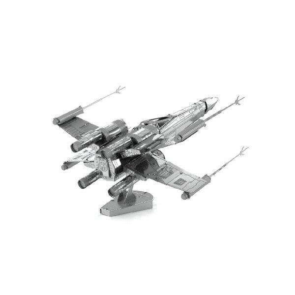 Star Wars X-Wing Starfighter Metal Model Kit